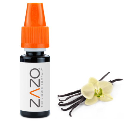 ZAZO Liquid Vanilla Custard