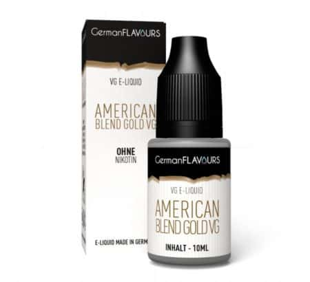 GermanFlavours American Blend VG Liquid