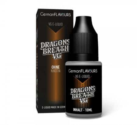 GermanFlavours Dragons Breath VG Liquid