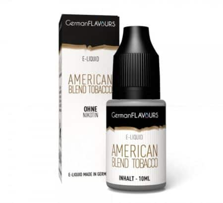 GermanFLAVOURS American Blend Tobacco Liquid
